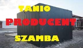 4000 litrów Zbiornik Mocny betonowy na gnojówkę szambo-4m3
