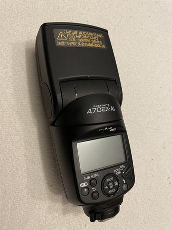 lampa błyskowa Canon Speedlite 470 EX-AI