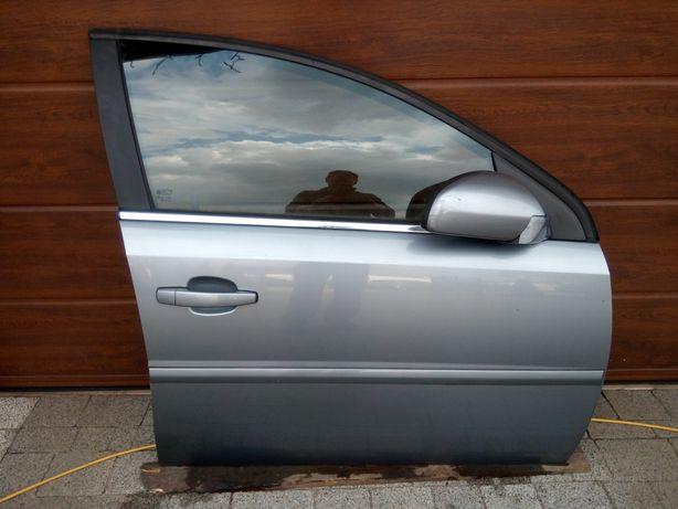 Opel Vectra C Signum - Drzwi przód przednie prawe kpl. Z163