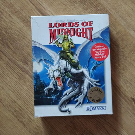 Lords of the Midnight Big Box FR