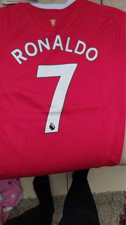Camisola United - Ronaldo- 21/22