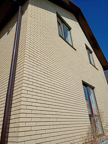 2х пов. будинок 127м2 чистовий 4кімнати 5соток АГВ криниця тераса