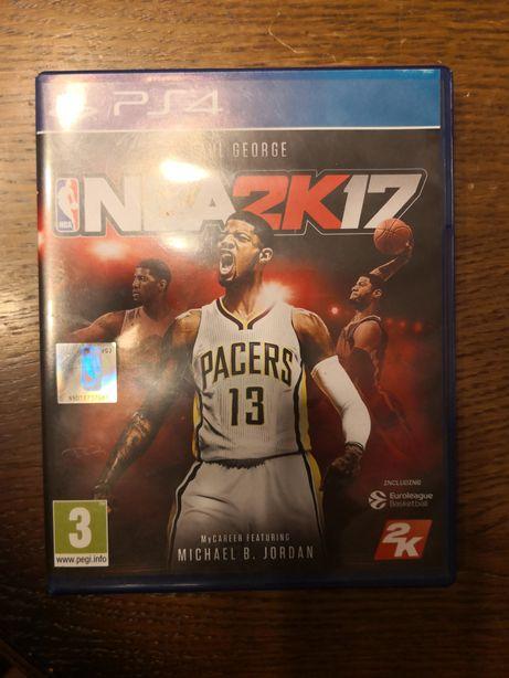 NBA 2K17 PS4 gra