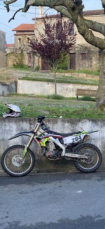 Honda crf 450  12