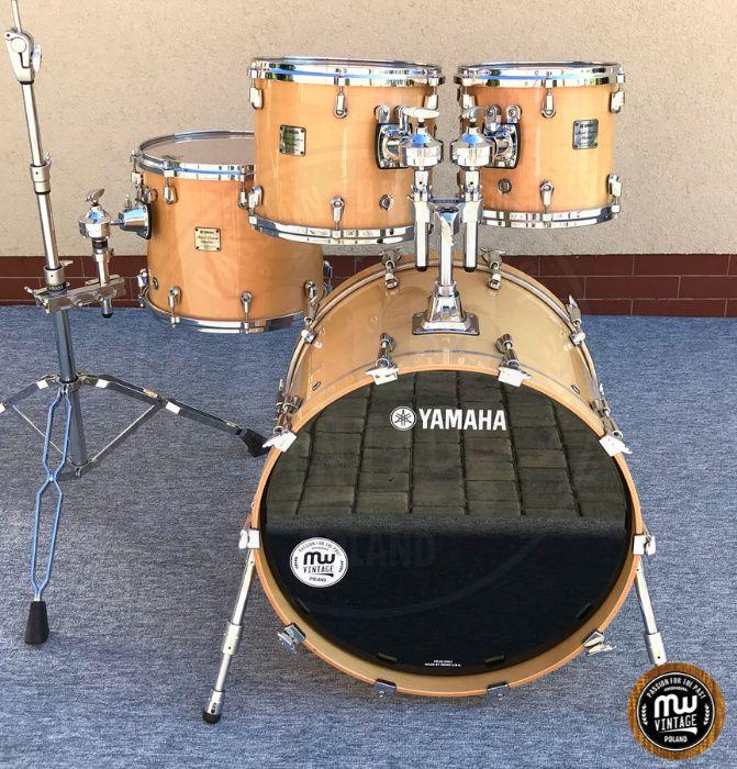 "Perkusja Yamaha Maple Custom Absolute 22"", 10"", 12"", 14"" Japan Wągrowiec - image 1"