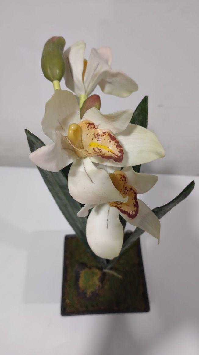 Planta artificial - Orquídea