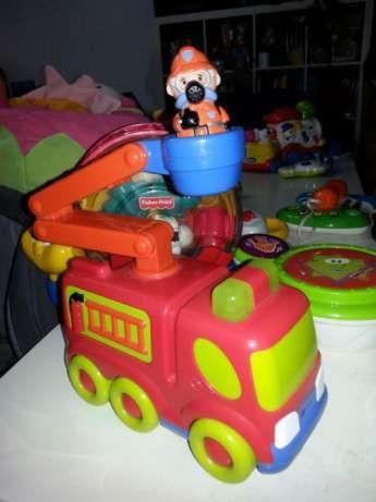 camiao bombeiros imaginarium