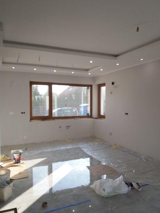 gładzie, malowanie, sufity, ścianki, remonty Bydgoszcz - image 1