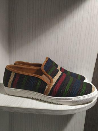 Туфли мокасины кеды Saint Louis 46 размер