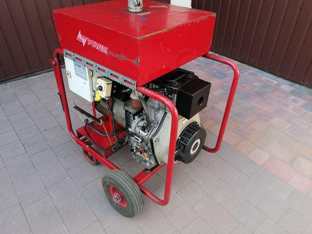 Agregat prądotwórczy spalinowy