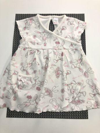 Sukienka Next dla dziewczynki roz 74
