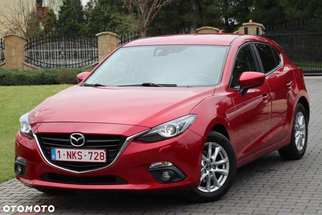Mazda 3 1.5 BENZ. BOG .OPCJA Idealny STAN 100% oryginał serwis