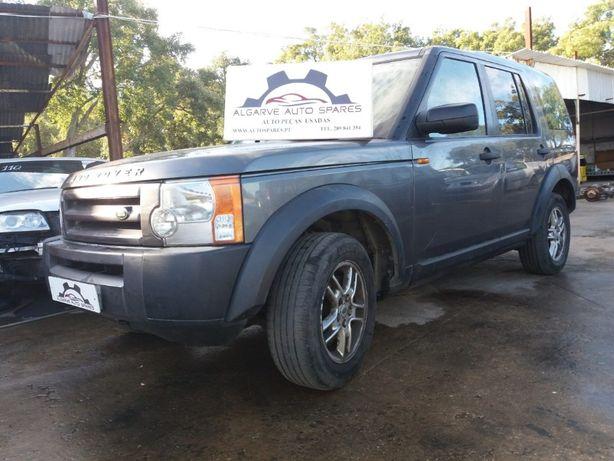 Land Rover Discovery III L319 2.7L 2006 Para Peças