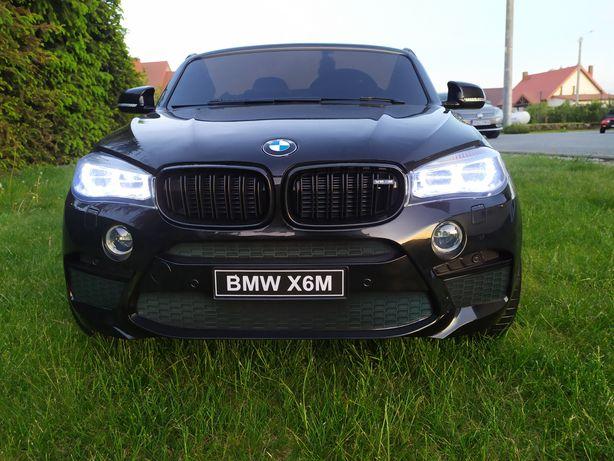 Auto na akumulator BMW X6M Dwuosobowy