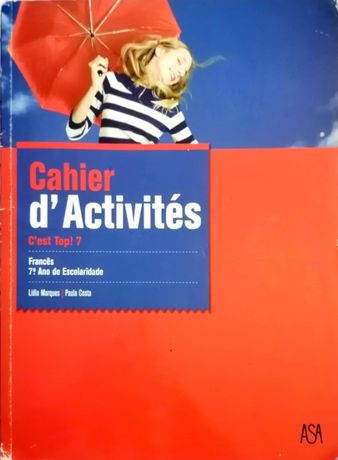 Caderno de Atividades Francês