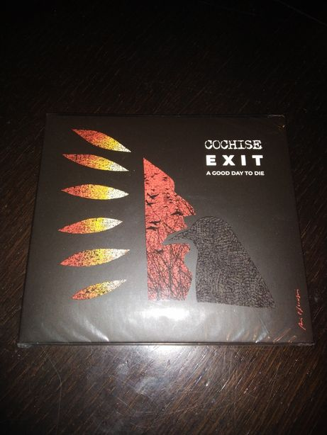 Cochise: Exit: A Good Day To Die [CD]