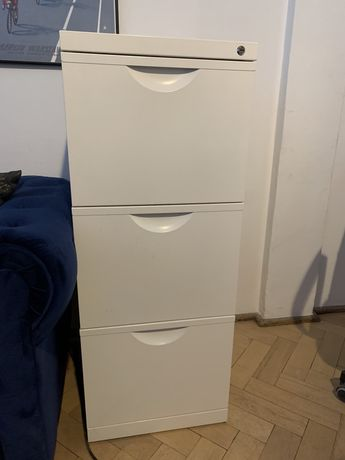 Ładna komoda blaszana IKEA Erik