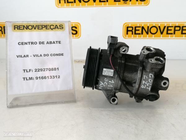Compressor Do Ar Condicionado Mitsubishi Colt Vi (Z3_A, Z2_A)