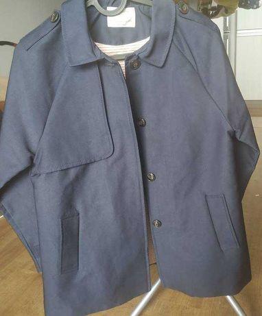 Płaszcz dziewczęcy Zara r.152+gratis