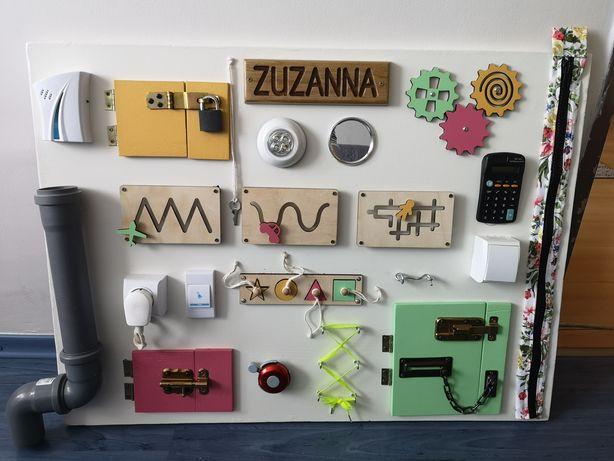 tablica montessori/manipulacyjna