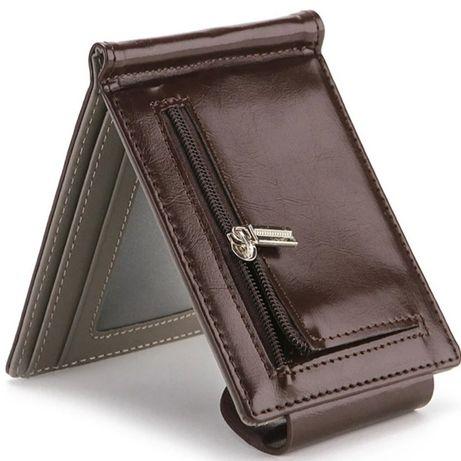 Зажим для денег, кошелек