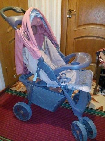 Детская коляска, прогулочная.