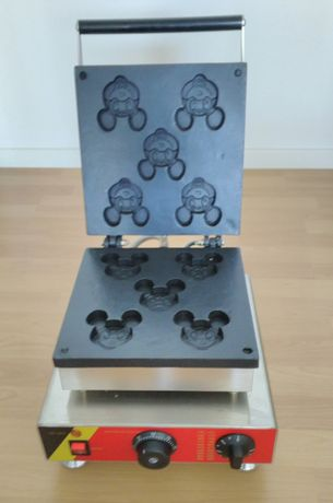 Maquina de waffles nova