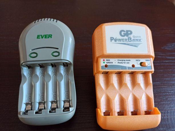 Ładowarki do akumulatorków