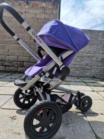 Quinny Buzz Xtra Purple Pace wózek spacerowy