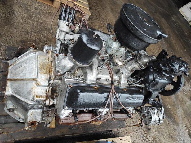 Двигатель мотор Зил 130 131 капремонт коленвал НОМИНАЛ