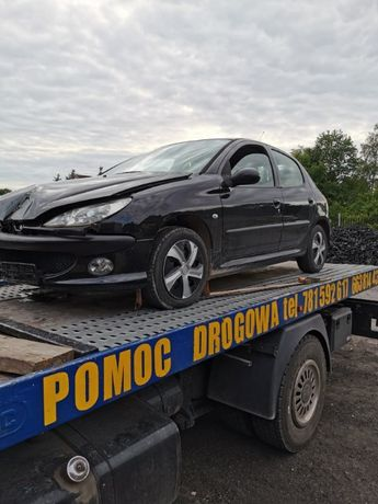 Peugeot 206 lift części