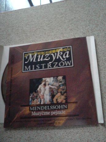 Nowa płyta Muzyka mistrzów Mendelson, Liszt, Greig, Handel, Verdi