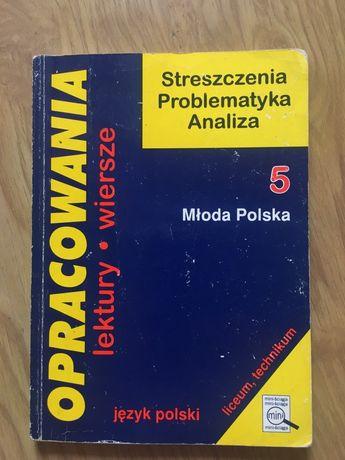 Dorota Stopka Opracowania Młoda Polska