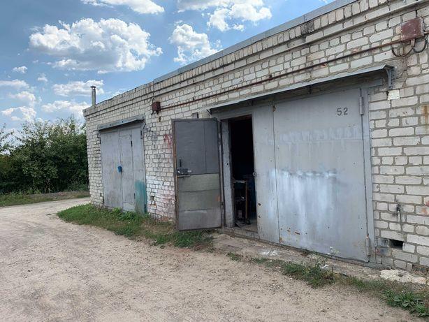 Капитальный сдвоенный гараж, Жуковского, супер-вариант для мастерской