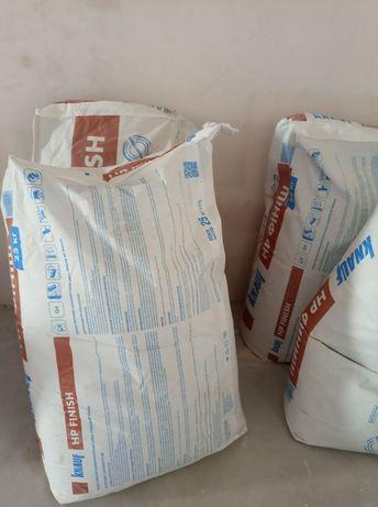 Продаю шпаклівка Knauf HP Finish 25 кг