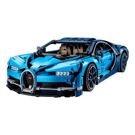 Lego Technic Bugatti Chiron 42083 - Original, já montado, sem caixa