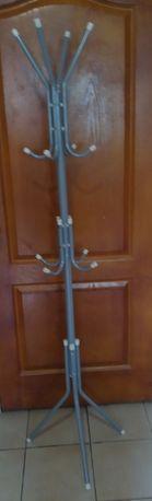Вешалка стойка напольная металлическая