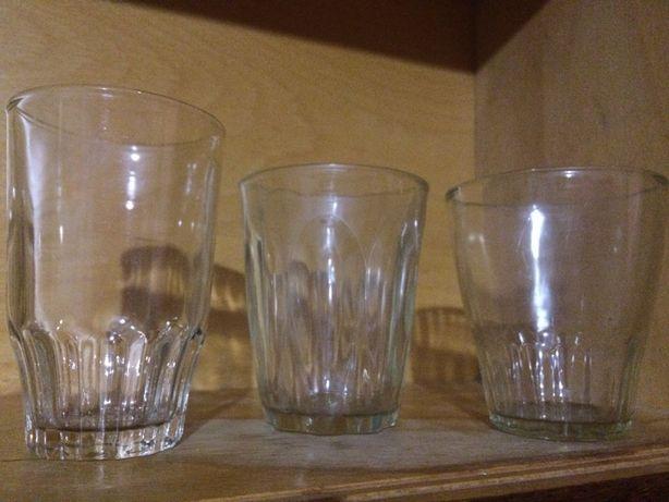 граненные стаканы , стопки СССР