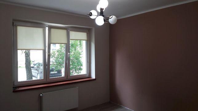 Sprzedam mieszkanie 34m2, 2 pokoje w bloku na parterze.