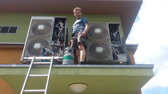 naprawa lodówek,pralek,kuchni gazowych, zmywarek, montaż klimatyzacji