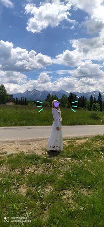 Suknia ślubna. ..