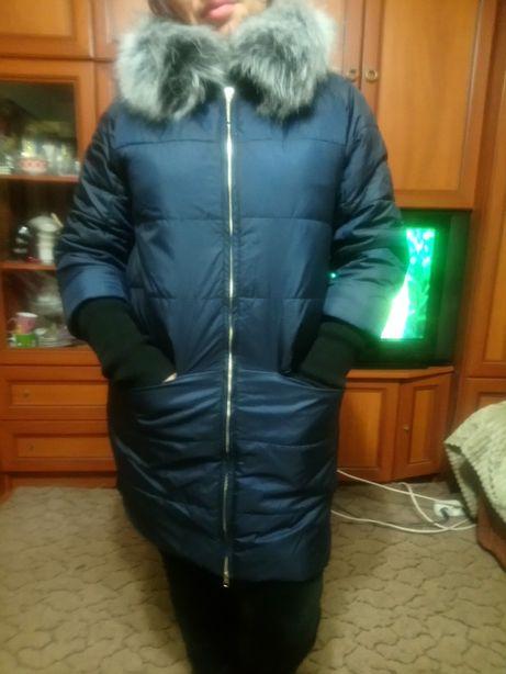 Осеннее-весеннее женское пальто