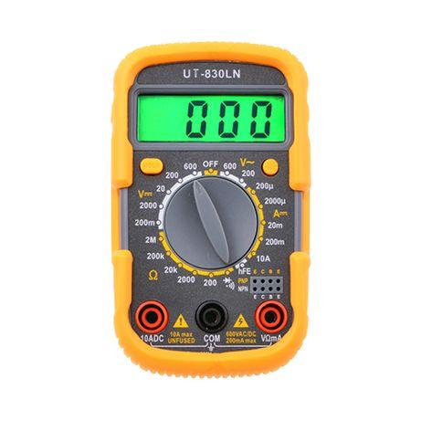 Тестер цифровой мультиметр UT DT-830 LN