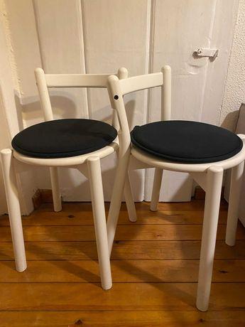Conjunto de Cadeiras IKEA