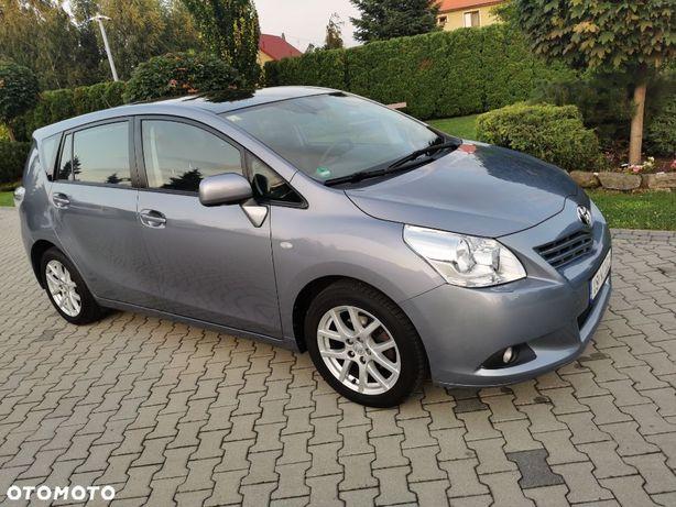 Toyota Verso 1,8 Benzyna LPG Klimatronik Kamera Navi z Niemiec
