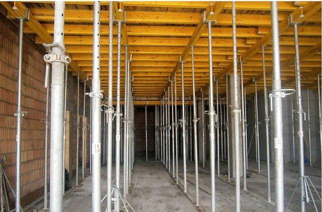 kompletne szalunki stropowe - wynajem/ dzierżawa