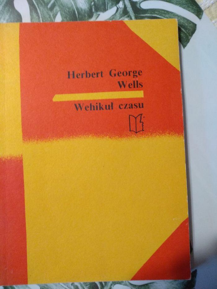 Herbert George Wells Wehikuł czasu Szczecinek - image 1