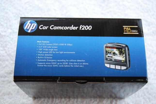 Camara HP Car Cancorder F200