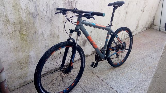 Bicicleta Berg TrailRock 27,5''