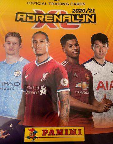Panini English Premier League 2021 Adrenalyn XL